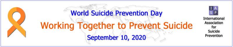 World Sucide Prevention Day 2020