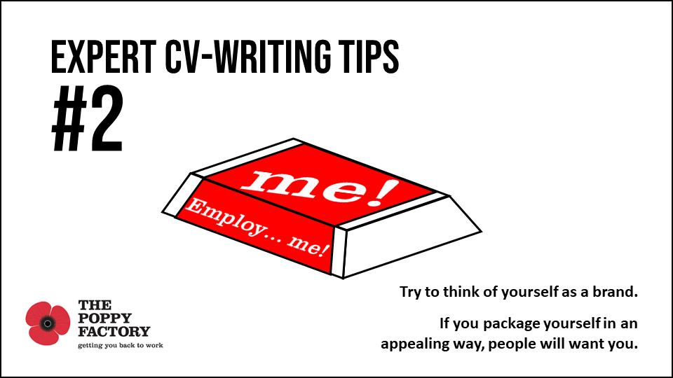 CV writing tips 2