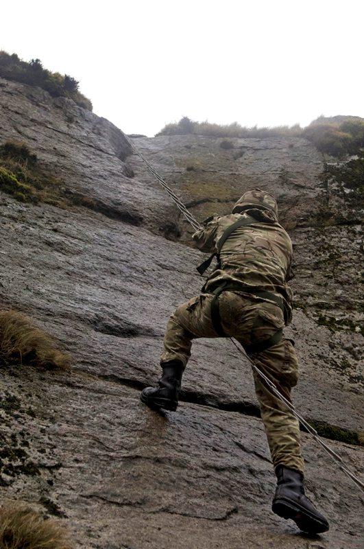 On exercise in mountainous terrain
